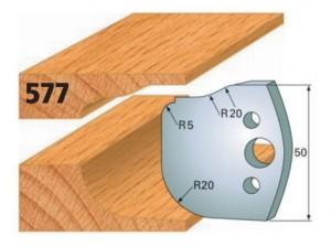 Profilmesser bzw. Abweiser Nr. 577