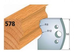 Profilmesser bzw. Abweiser Nr. 578