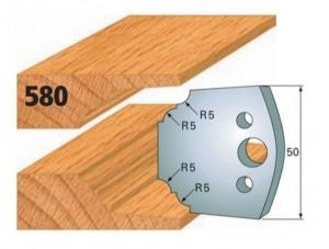 Profilmesser bzw. Abweiser Nr. 580