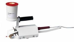 KUPER HFZ4 Zick-Zack Furnierhandklebegerät