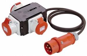 MIXO Stromverteiler 400 V CEE