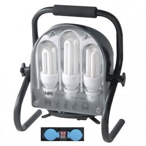 Arbeitsleuchte mit Energiesparlampen PRO21L