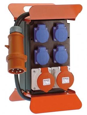Stromverteiler STECKY 400 V CEE