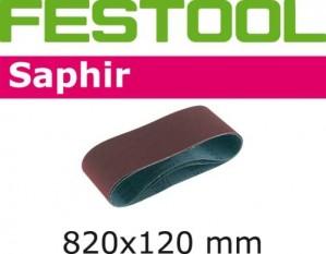 FESTOOL Schleifband CMB 120 820x120-P120-SA/10