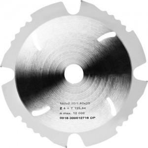 FESTOOL Diamant-Sägeblatt 160x2,2x20 DIA4