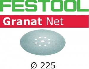 FESTOOL Netzschleifmittel STF D225 Granat Net