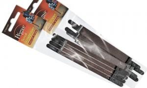 PEGAS Schleifbänder 6 mm (1/4 '') SET