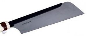 ERSATZBLATT für japanische Handsäge 240 mm (mit Rücken)