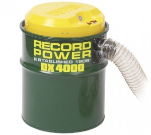 RECORD POWER ZXDX4000 Absauggerät