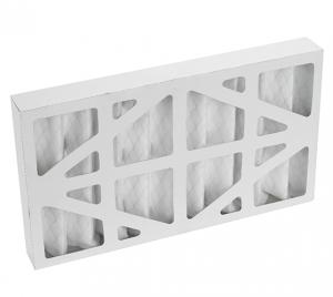 Ersatzfilter Außen für Record-Power AC400 Luftfilter