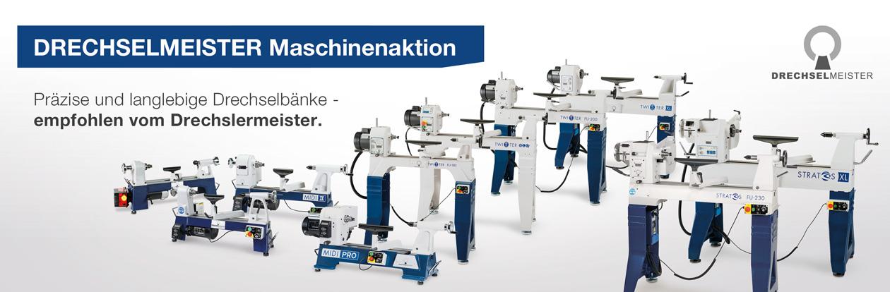 DRECHSELMEISTER Maschinenaktion