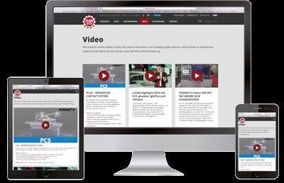 FELDER Videos Online Symbolbild